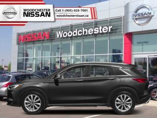 New 2019 Infiniti QX50 ProACTIVE AWD  - Navigation for sale in Mississauga, ON