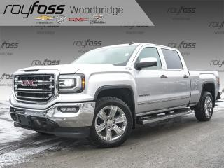 Used 2018 GMC Sierra 1500 SLT for sale in Woodbridge, ON