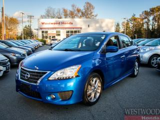 Used 2013 Nissan Sentra 1.8 SR for sale in Port Moody, BC