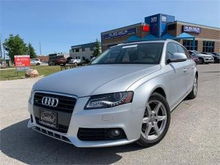 Used 2009 Audi A4 4dr Wgn Auto 2.0T quattro for sale in Barrie, ON
