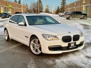 Used 2011 BMW 7 Series 4dr Sdn 750Li xDrive AWD for sale in Barrie, ON