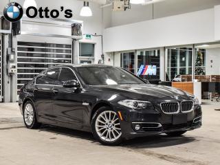 Used 2015 BMW 528 i xDrive for sale in Ottawa, ON