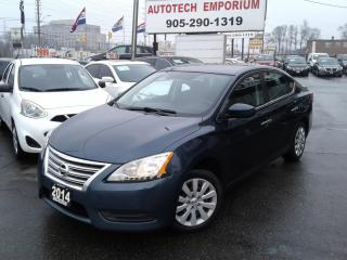 Used 2014 Nissan Sentra Auto/Bluetooth/All-Pwr&GPS*$35/Wkly for sale in Mississauga, ON