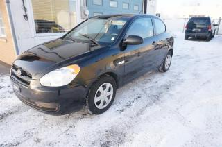 Used 2007 Hyundai Accent GS for sale in Mascouche, QC