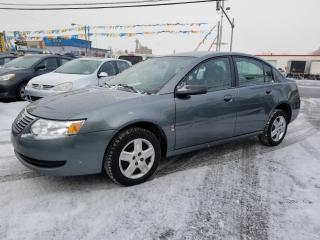 Used 2007 Saturn Ion Berline 4 portes, boîte automatique, Ion for sale in Laval, QC