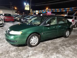 Used 2003 Saturn Ion for sale in Laval, QC