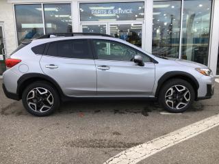 New 2019 Subaru XV Crosstrek 2.0I LIMITED/TECH for sale in Vernon, BC