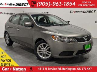 Used 2011 Kia Forte5 2.0L EX| HEATED SEATS| LOCAL TRADE| LOW KM'S| for sale in Burlington, ON