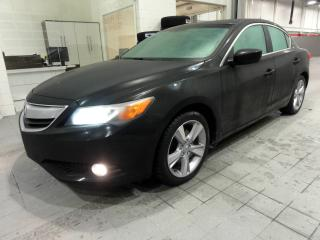 Used 2013 Acura ILX 4dr Sdn Dynamic Premium for sale in St-Jean-Sur-Richelieu, QC