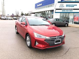 New 2019 Hyundai Elantra Preferred w/sun and safety pkg  - $134.86 B/W for sale in Brantford, ON