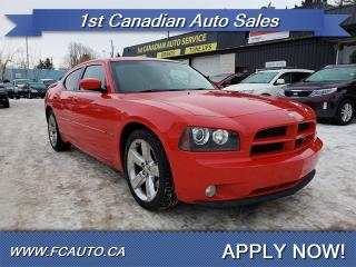 Used 2008 Dodge Charger RT-340HP-ACCIDENT FREE-MUST SEE-LOW Monthly Paymen for sale in Edmonton, AB