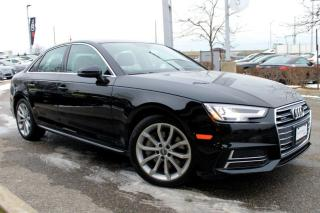 Used 2018 Audi A4 2.0T Progressiv + Nav | Rear Camera | Heated Seats for sale in Whitby, ON