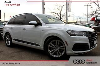 Used 2018 Audi Q7 3.0T Technik + S-Line | Virtual Cockpit for sale in Whitby, ON