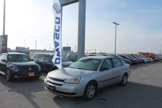 Used 2004 Chevrolet Malibu Base for sale in Whitby, ON