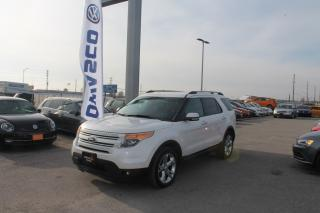 Used 2013 Ford Explorer Limited | Keyless Access!! for sale in Whitby, ON