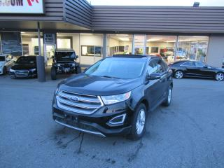 Used 2017 Ford Edge SEL AWD for sale in Langley, BC