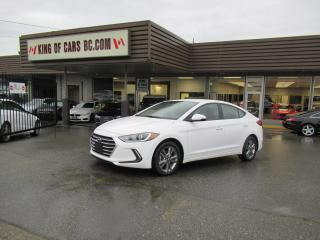 Used 2017 Hyundai Elantra HEATED SEATS for sale in Langley, BC