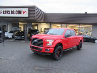 Used 2016 Ford F-150 SUPERCREW SPORT - 3.5L ECOBOOST for sale in Langley, BC