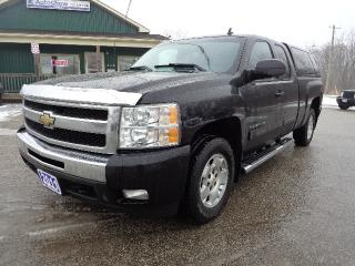 Used 2011 Chevrolet Silverado 1500 LT 4x4 Extended Cab SWB Z71 for sale in Orillia, ON