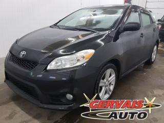 Used 2011 Toyota Matrix S T.ouvrant A/c Mags for sale in Trois-Rivières, QC