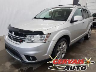 Used 2012 Dodge Journey R/t Awd Navigation for sale in Shawinigan, QC