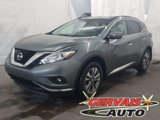 Used 2015 Nissan Murano Sv Awd Gps Toit Pano for sale in Shawinigan, QC