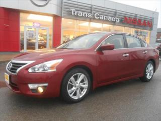 Used 2015 Nissan Altima 2.5 SV for sale in Peterborough, ON