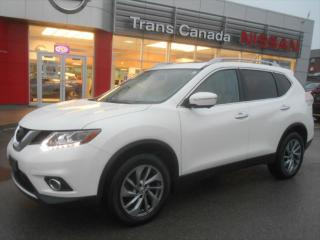 Used 2015 Nissan Rogue SL for sale in Peterborough, ON