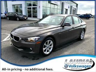 Used 2013 BMW 3 Series for sale in PORT HOPE, ON