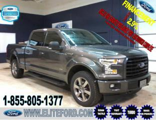 Used 2017 Ford F-150 SCREW, SPORT, MAGS 20 POUCES, TOIT OUVRA for sale in St-Jérôme, QC