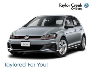 New 2019 Volkswagen Golf GTI 5-Dr 2.0t 6sp for sale in Orleans, ON
