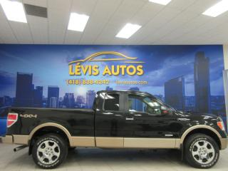Used 2011 Ford F-150 LARIAT CUIR for sale in Lévis, QC