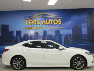 Used 2015 Acura TLX Sh-Awd V-6 Tech for sale in Lévis, QC