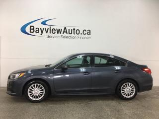 Used 2016 Subaru Legacy 3.6R Touring Package - SUNROOF! HTD SEATS! BLUETOOTH! STARLINK! REVERSE CAM! ALLOYS! BSA! for sale in Belleville, ON