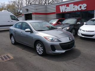 Used 2013 Mazda MAZDA3 i Touring  4-Door BluTooth for sale in Ottawa, ON