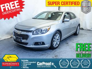 Used 2015 Chevrolet Malibu for sale in Dartmouth, NS