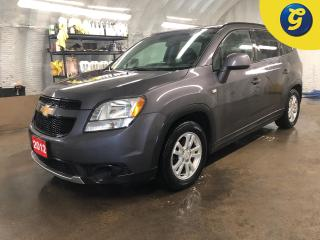 Used 2012 Chevrolet Orlando LT * 7 Passenger * Hands free steering wheel controls * Phone connect * Voice recognition * Keyless entry * Climate control * Cruise control * Tractio for sale in Cambridge, ON