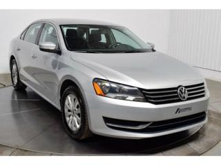Used 2015 Volkswagen Passat Trendline A/c Mags for sale in L'ile-perrot, QC