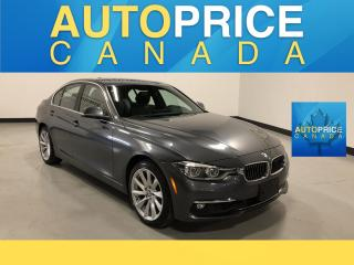 Used 2017 BMW 330i xDrive MOONROOF|NAVIGATION|LEATHER for sale in Mississauga, ON