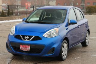 Used 2015 Nissan Micra SV Bluetooth | CERTIFIED for sale in Waterloo, ON