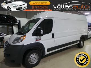 Used 2018 RAM 2500 ProMaster HIGH ROOF| 159 INCH WHEELBASE for sale in Vaughan, ON