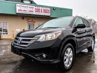Used 2012 Honda CR-V EX for sale in Bolton, ON