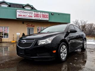 Used 2013 Chevrolet Cruze LT Turbo for sale in Bolton, ON