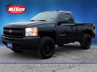 Used 2013 Chevrolet Silverado 1500 WT 4.3L, Cruise Ctrl, Vinyl Floor, Aft-Mkt Rims for sale in Peterborough, ON