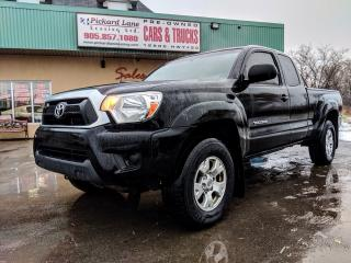 Used 2013 Toyota Tacoma CERTIFIED!!!!!! STANDARD for sale in Bolton, ON