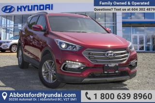 Used 2018 Hyundai Santa Fe Sport 2.4 Premium 2018 CLEAROUT! for sale in Abbotsford, BC