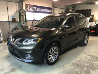 Used 2014 Nissan Rogue AWD 4dr SL for sale in Kingston, ON