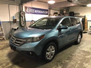 Used 2014 Honda CR-V AWD 5DR EX-L for sale in Kingston, ON