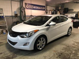 Used 2013 Hyundai Elantra 4dr Sdn Auto Limited for sale in Kingston, ON