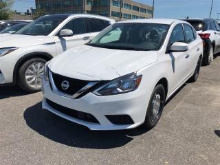 Used 2018 Nissan Sentra 1.8 S for sale in Montréal, QC